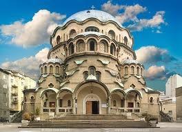 Iglesia de Alexander Nevsky