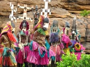 La tribu Dogon y sus máscaras