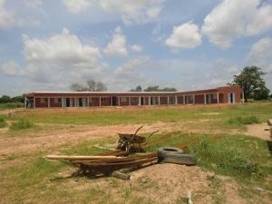 Escuela de Bantogodo, Burkina Faso