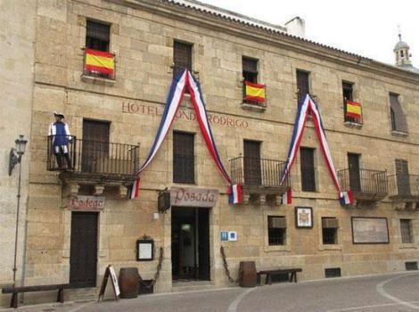 Semana Santa en Ciudad Rodrigo - Nuestro Hotel, Hotel Rodrigo