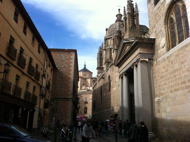 Club de Viajeros Amigos en Ruta en Toledo, la leyenda de los Templarios