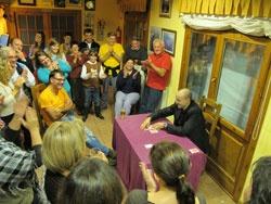 Taller y actuacion de Magia en la Fiesta de Hallowen en Pirineos