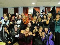 Fiesta de Halloween en Pirineos