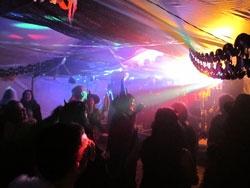 Fiesta en Halloween