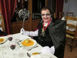 Halloween en Pirineos