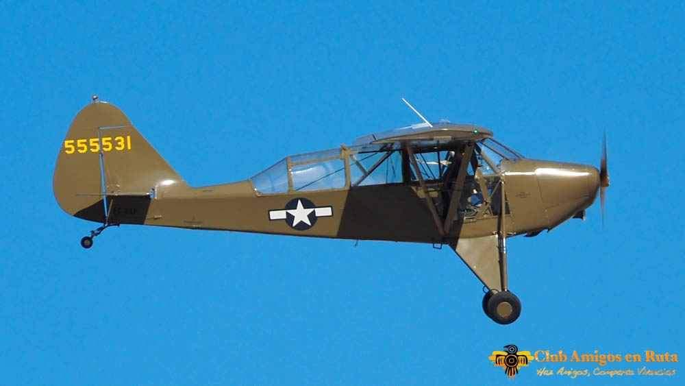 PIPER L-14 ARMY CRUISER