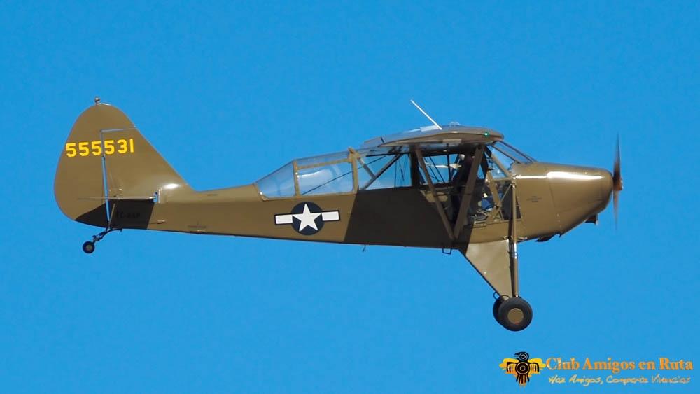 PIPER L-14 ARMY CRUISER