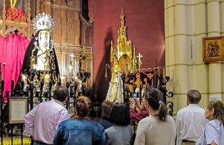 Ven a descubrir los pasos de la Semana Santa madrileña