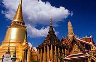 Tailandia. Antiguas capitales con trekking y rafting