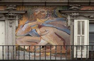 Murales : Arte Urbano en Madrid