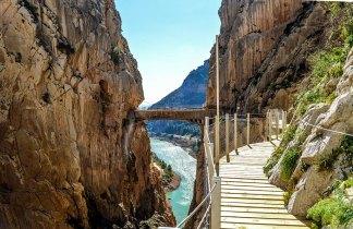 Caminito del Rey, Torcal de Antequera y Ronda