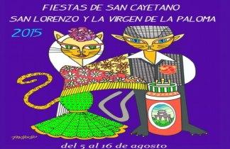 Visitamos San Cayetano, San Lorenzo y la Paloma