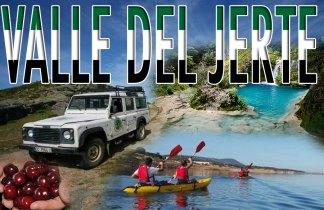 Valle del Jerte, 4x4, piscinas naturales y paseo en kayak