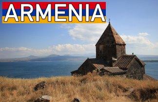 Armenia, un país tras el monte Ararat.