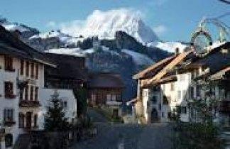 Contrastes de Suiza. 8 Días