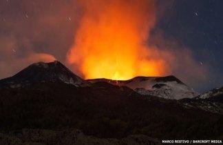 Italia. Senderismo en los volcanes de Sicilia e Islas Eolias