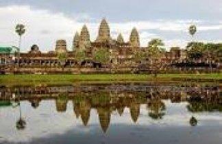 Camboya. En bicicleta por el reino de los Khmers