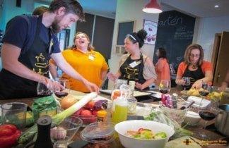 Taller de Cocina Internacional: Comida Italiana