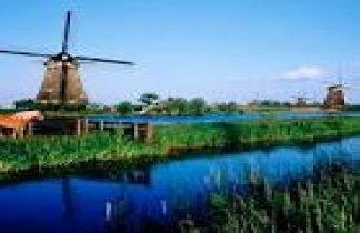 Gran Crucero por Holanda y sus tulipanes. Semana Santa 2018