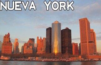 I Love Nueva York en Invierno