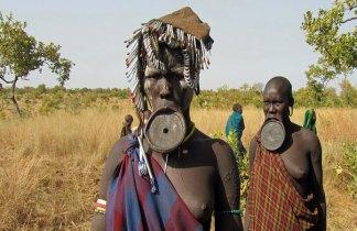 Etiopía (Sur) Expedición al país Surma - Un viaje a los orígenes