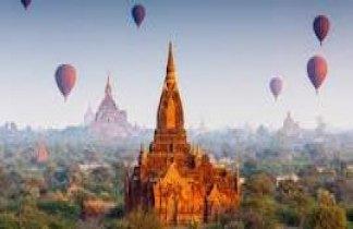 Birmania. Fín de Año en Myanmar