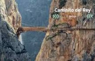 Caminito del Rey. Puente Diciembre 2018