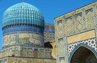Samarcanda (Uzbekistán) y La Ruta de la Seda. Semana Santa 2019