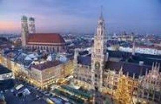 Múnich. Semana Santa 2019