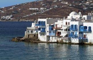 Crucero del Egeo al Mediterraneo