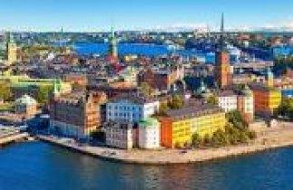 Cuatro Perlas Bálticas (Una noche en Estocolmo)