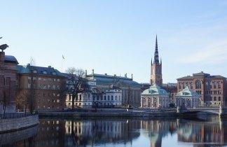 Cuatro Perlas Bálticas (1 noche en Estocolmo). Viaje Single