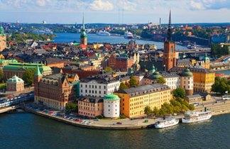 Cuatro Perlas Bálticas (3 noches en Estocolmo)