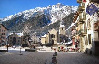 Suiza, Alemania y Chamonix