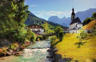 Suiza, Alemania y Chamonix. Solo Singles