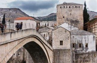 Croacia y Mostar 4*. Solo Singles