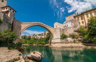 Croacia y Mostar 4*.  Singles <45