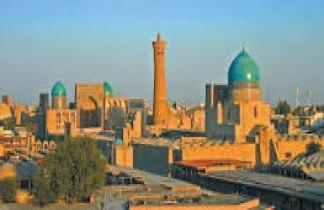 Uzbekistan. Semana Santa 2019