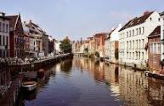 Flandes. Semana Santa 2019