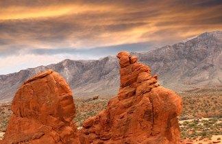 EEUU. Senderismo por los Parques Nacionales del Oeste