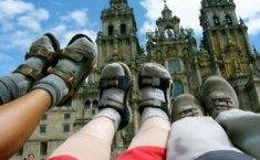 Camino de Santiago : Ultimos  100 kms
