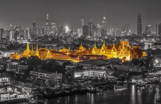 Tailandia: Bangkok, Triángulo de Oro + Krabi