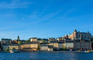 Cuatro Perlas Bálticas (1 noche en Estocolmo)