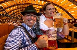 Oktoberfest 2020 en Munich con mesas reservadas