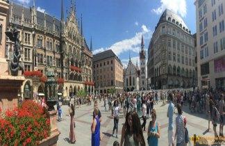 Arquitectura y Arte en Múnich