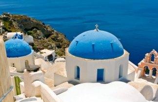 Crucero Costa Islas Griegas con noche en Mykonos. Viaje Singles