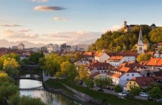 Circuíto por Eslovenia para singles. El paraiso verde europeo