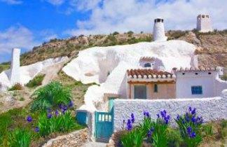 Las casas-cueva de Granada para singles