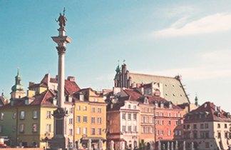 Varsovia y Cracovia al completo. Puente de Diciembre