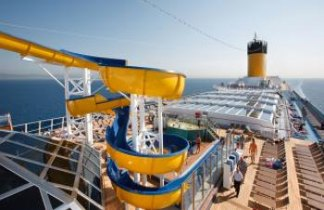 Crucero Fun And Beach Junio